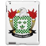 Escudo de la familia de Erving
