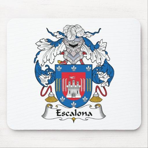 Escudo de la familia de Escalona Tapete De Ratón