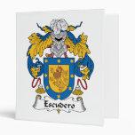 Escudo de la familia de Escudero