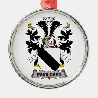 Escudo de la familia de Eskildsen Ornatos