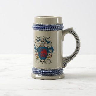Escudo de la familia de Espes Taza De Café