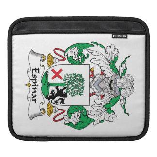 Escudo de la familia de Espinar Manga De iPad