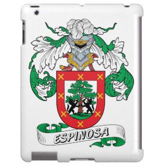 Escudo de la familia de Espinosa Funda Para iPad