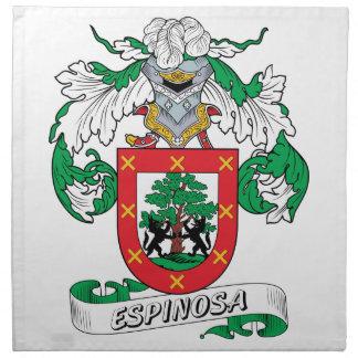Escudo de la familia de Espinosa Servilleta De Papel