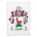 Escudo de la familia de Esposito iPad Mini Cárcasas