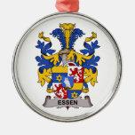 Escudo de la familia de Essen Adornos