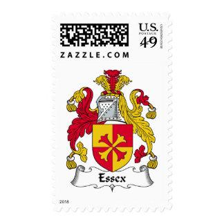 Escudo de la familia de Essex