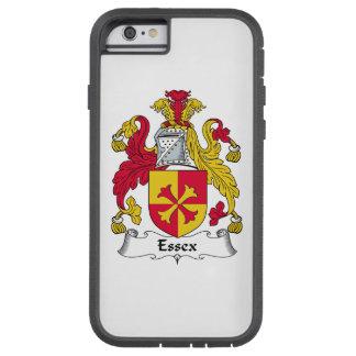 Escudo de la familia de Essex Funda De iPhone 6 Tough Xtreme