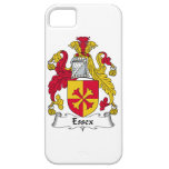 Escudo de la familia de Essex iPhone 5 Case-Mate Protectores
