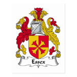 Escudo de la familia de Essex Postal