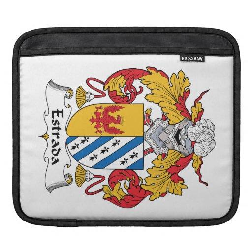 Escudo de la familia de Estrada Mangas De iPad