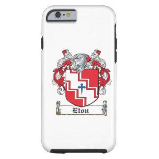Escudo de la familia de Eton Funda De iPhone 6 Tough