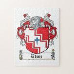 Escudo de la familia de Eton Rompecabeza