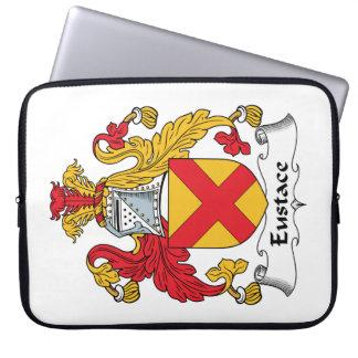 Escudo de la familia de Eustace Manga Portátil