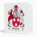 Escudo de la familia de Everett