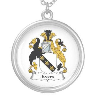 Escudo de la familia de Evers Joyerias