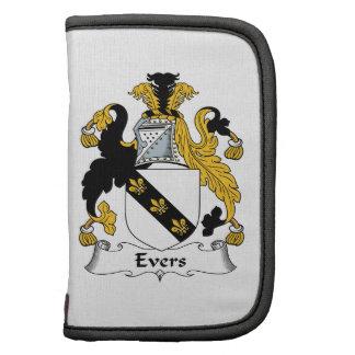 Escudo de la familia de Evers Planificadores