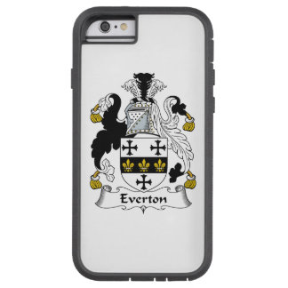 Escudo de la familia de Everton Funda De iPhone 6 Tough Xtreme