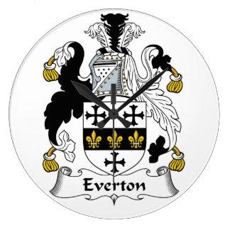 Escudo de la familia de Everton Reloj