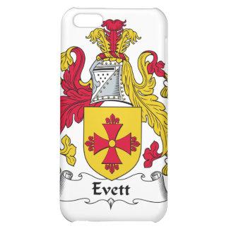 Escudo de la familia de Evett