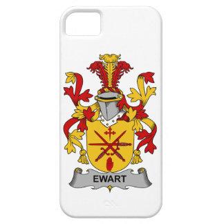 Escudo de la familia de Ewart iPhone 5 Protectores