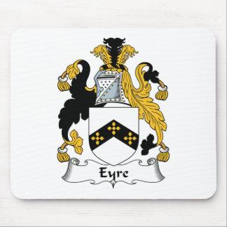 Escudo de la familia de Eyre Alfombrilla De Ratón