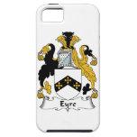 Escudo de la familia de Eyre iPhone 5 Case-Mate Carcasa