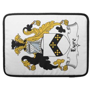 Escudo de la familia de Eyre Fundas Para Macbook Pro