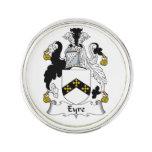 Escudo de la familia de Eyre Insignia