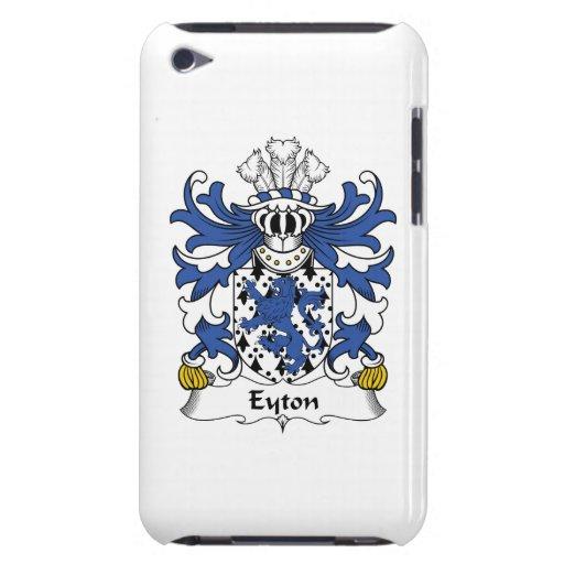 Escudo de la familia de Eyton iPod Case-Mate Cobertura