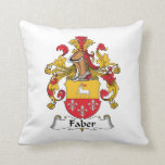 Escudo de la familia de Faber Cojines