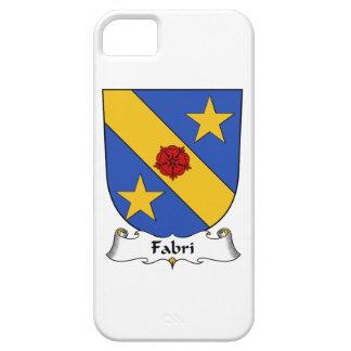 Escudo de la familia de Fabri iPhone 5 Carcasa