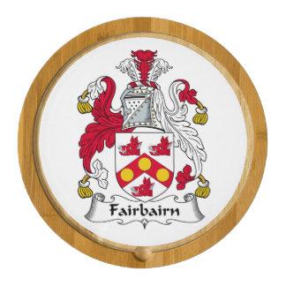 Escudo de la familia de Fairbairn