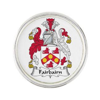 Escudo de la familia de Fairbairn Pin