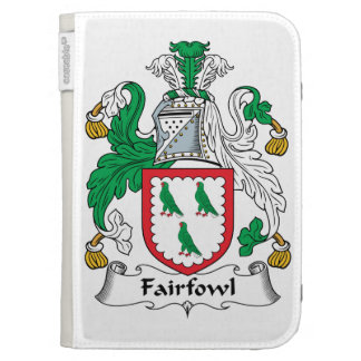 Escudo de la familia de Fairfowl
