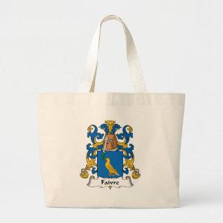 Escudo de la familia de Faivre Bolsas