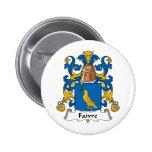 Escudo de la familia de Faivre Pins