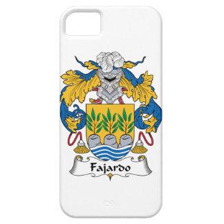 Escudo de la familia de Fajardo iPhone 5 Coberturas