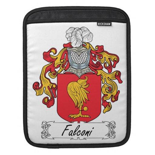 Escudo de la familia de Falconi Manga De iPad