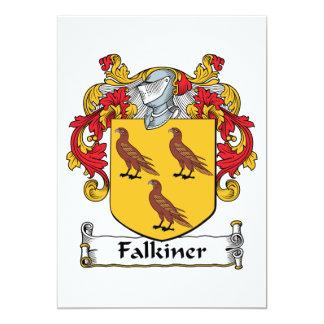 Escudo de la familia de Falkiner Comunicado