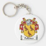 Escudo de la familia de Falkiner Llavero