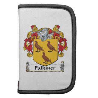 Escudo de la familia de Falkiner Organizador