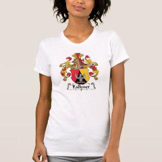 Escudo de la familia de Falkner Camiseta