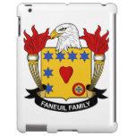 Escudo de la familia de Faneuil