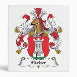 Escudo de la familia de Farber