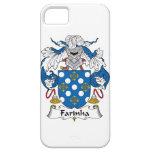 Escudo de la familia de Farinha iPhone 5 Carcasa