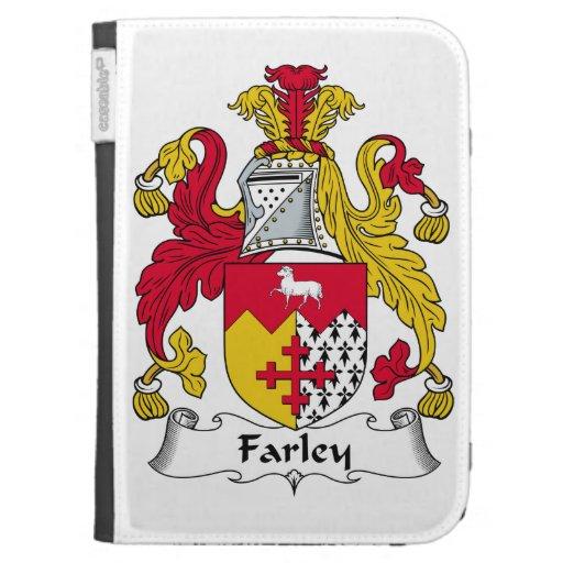 Escudo de la familia de Farley