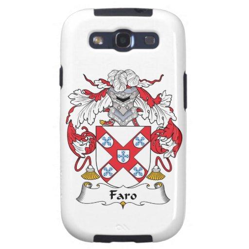 Escudo de la familia de Faro Galaxy SIII Coberturas