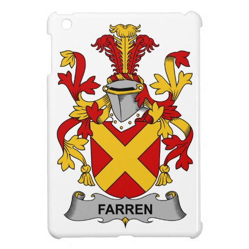 Escudo de la familia de Farren