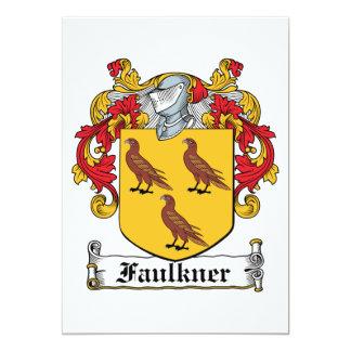 Escudo de la familia de Faulkner